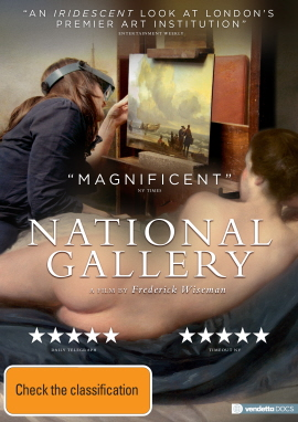 National Gallery at Cinema Nova